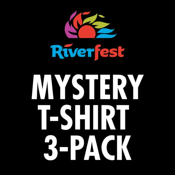 Image of One HECK of a Deal!  Mystery T-Shirt 3-Pack