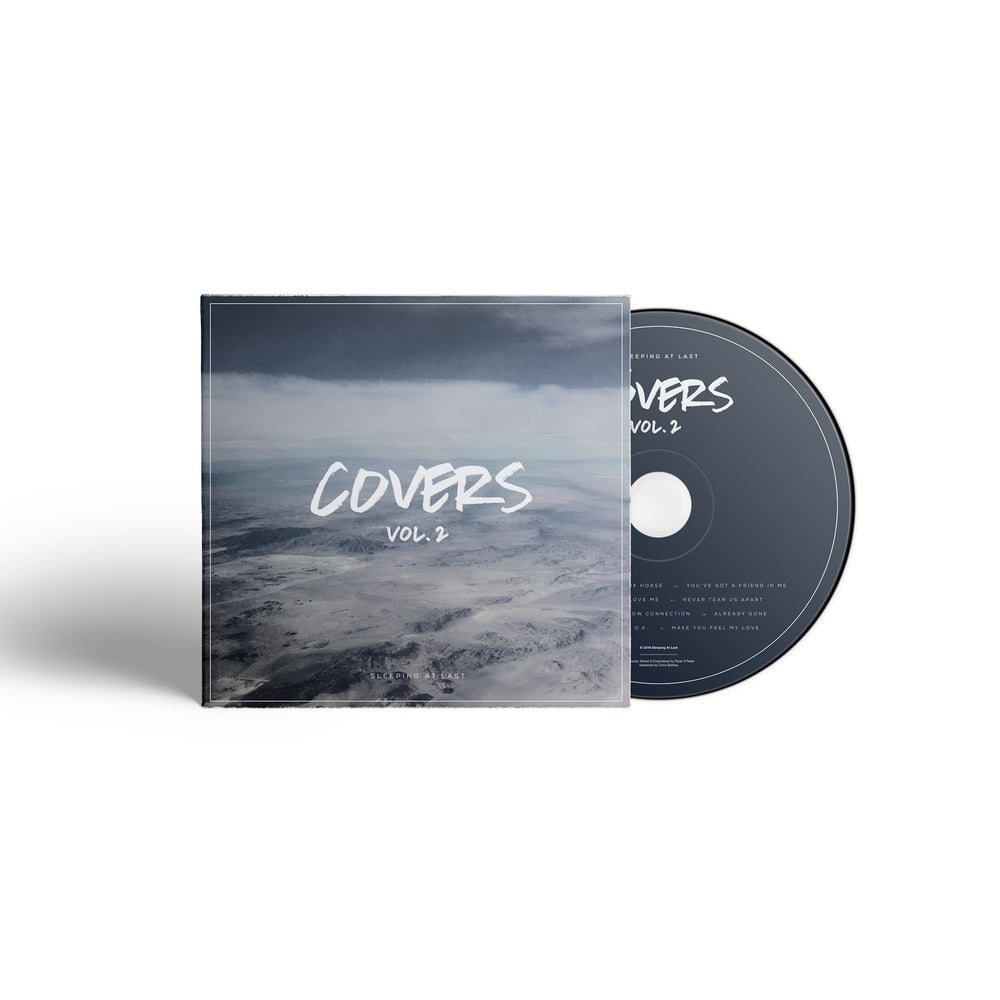Image of Covers, Vol. 2 - CD
