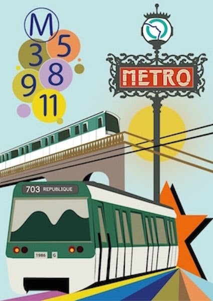 Image of Metro Prints
