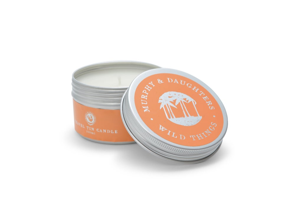 Image of Travel candle - Wild Thing