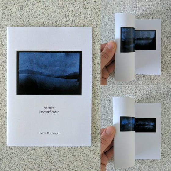 Image of Pinholes zine (Was £4)