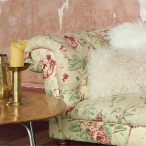Image of Coussin Basic Chèvre du Tibet / Basic Cushion Tibetan Lamb