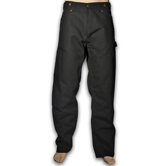 Image of Ben Davis - Men's Suspender Buttons Carpenter Work Pants