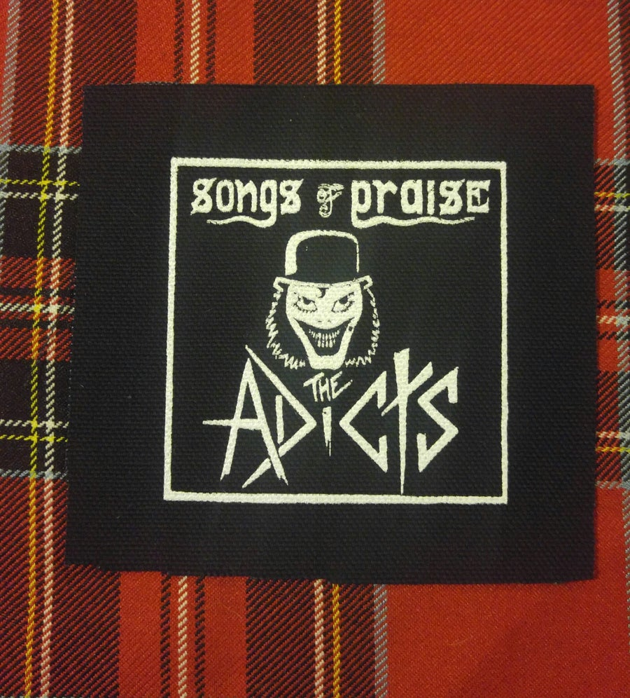 Image of Pick 1 patch - Broken Bones, Chaos UK, The Adicts, Exploited