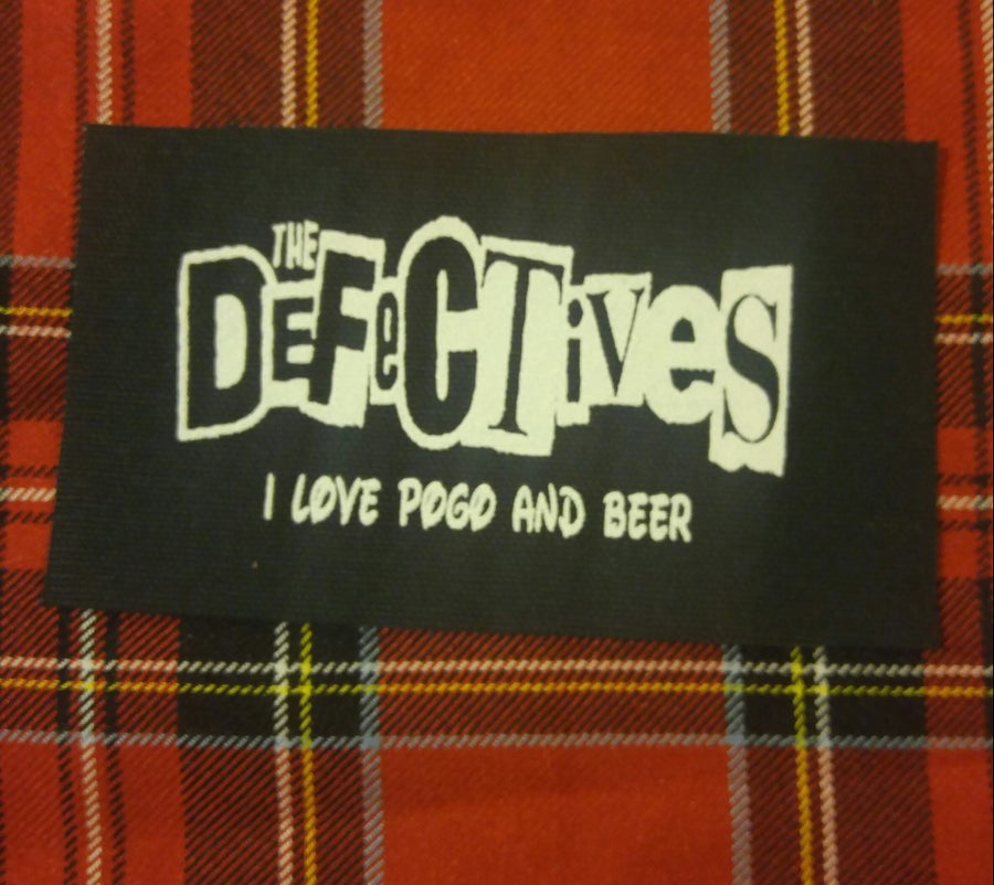 Image of Pick 1 patch - Defectives, Erections, Chernobyl Babies, Blanks 77