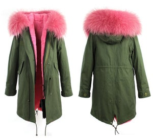 Image of Taylor Parka (Long)