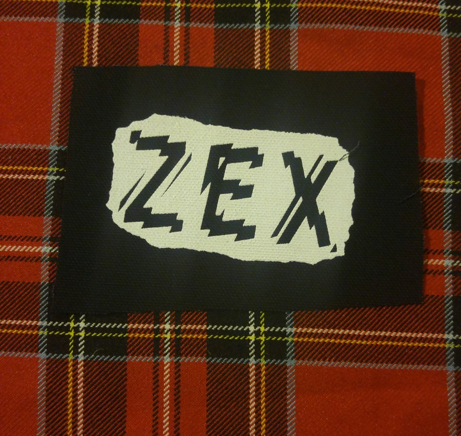 Image of Pick 1 patch - Zex, Joan Jett, Non-Believers, Tom and Boot Boys