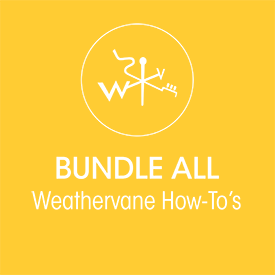 Image of Bundle: All Weathervane How-to Docs