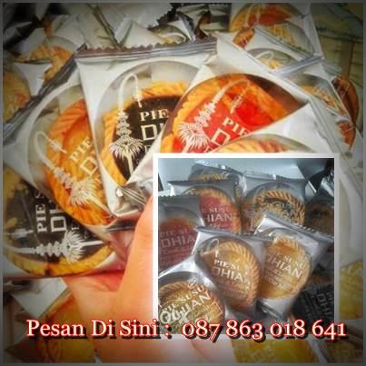 Image of Lezatnya Pie Susu Bali Dhian Dari Bali