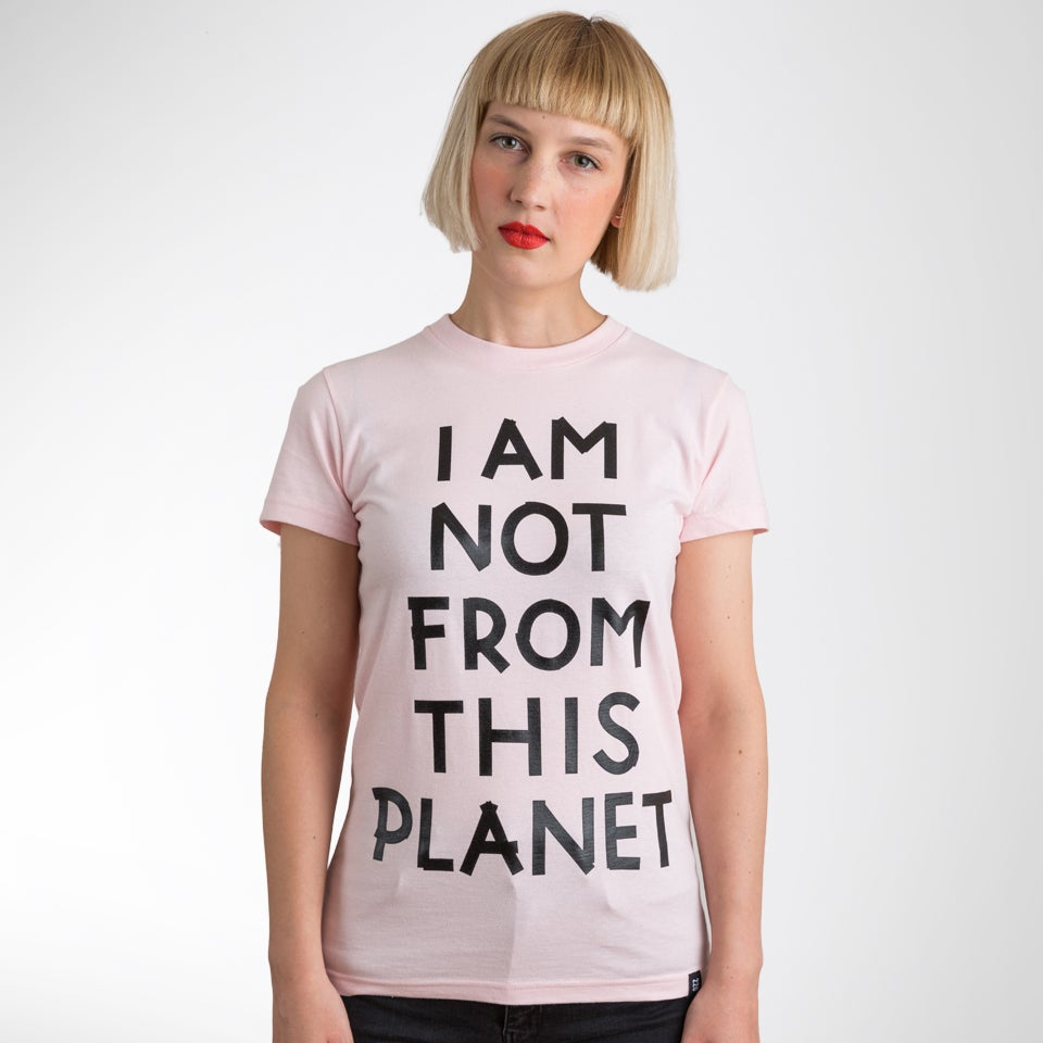 Image of I am Not From This Planet (Girl)