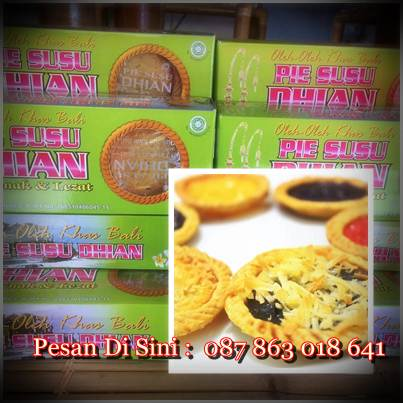 Image of Harga Pie Susu Dhian Di Jalan Nangka Bali