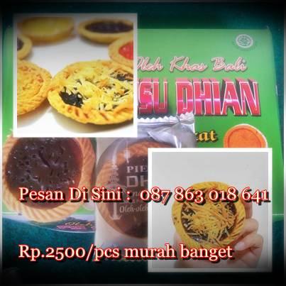 Image of Pie Susu Dhian Oleh Oleh Khas Dari Denpasar Bali