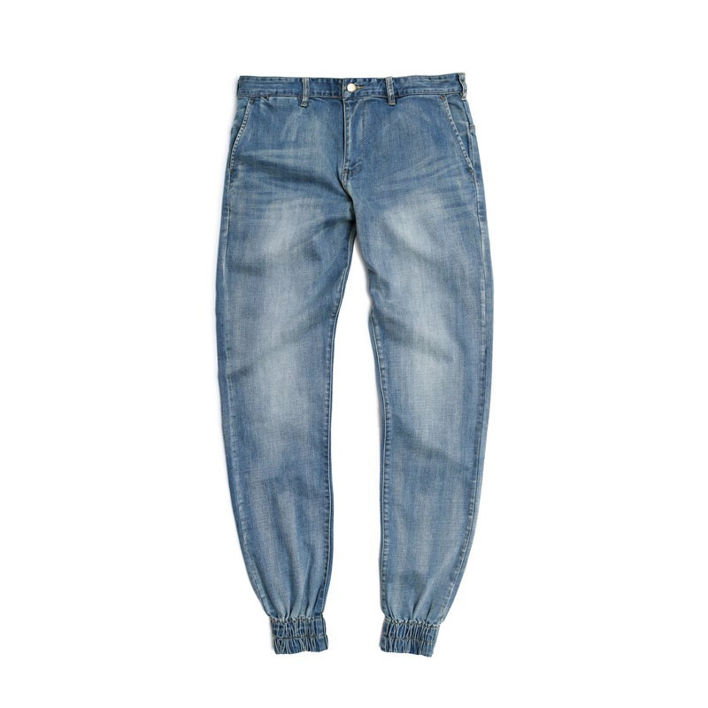 Image of Filter017 Denim Jogger Pants