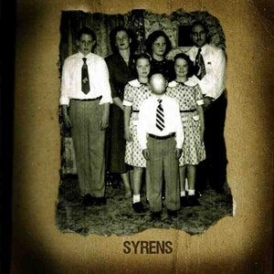 """Image of Syrens """"Syrens"""" CD"""