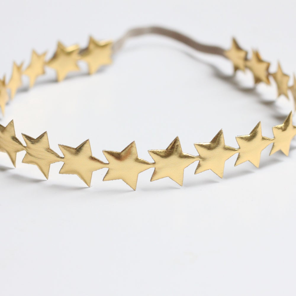 Image of Large Starry Night Headband