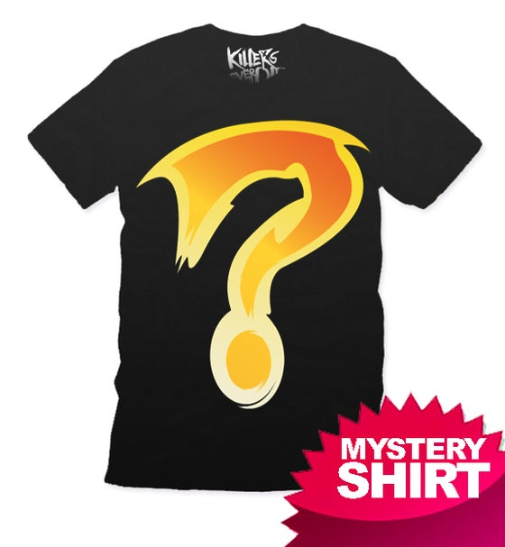 Image of January MYSTERY SHIRT