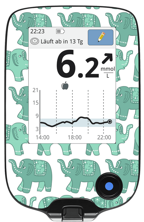 Image of Little Elephants Screen Protector