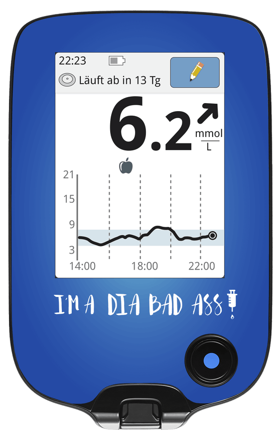 Image of Dia-Bad-Ass Screen Protector