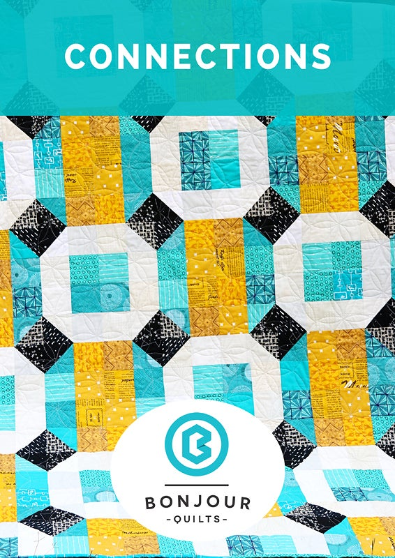 Image of Quilt Pattern PDF - Connections