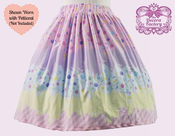 Image of Fairy-bread Fairykei Skirt