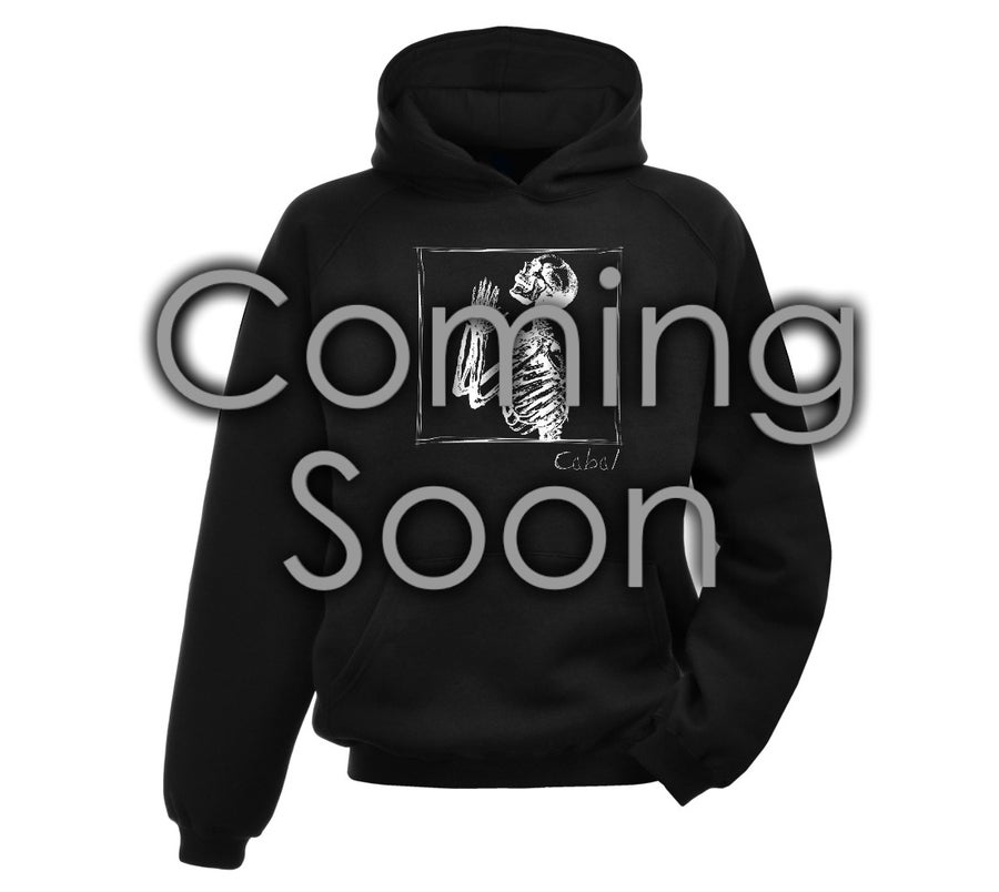 Image of Prayer of Death Hoodie (Limited Release)