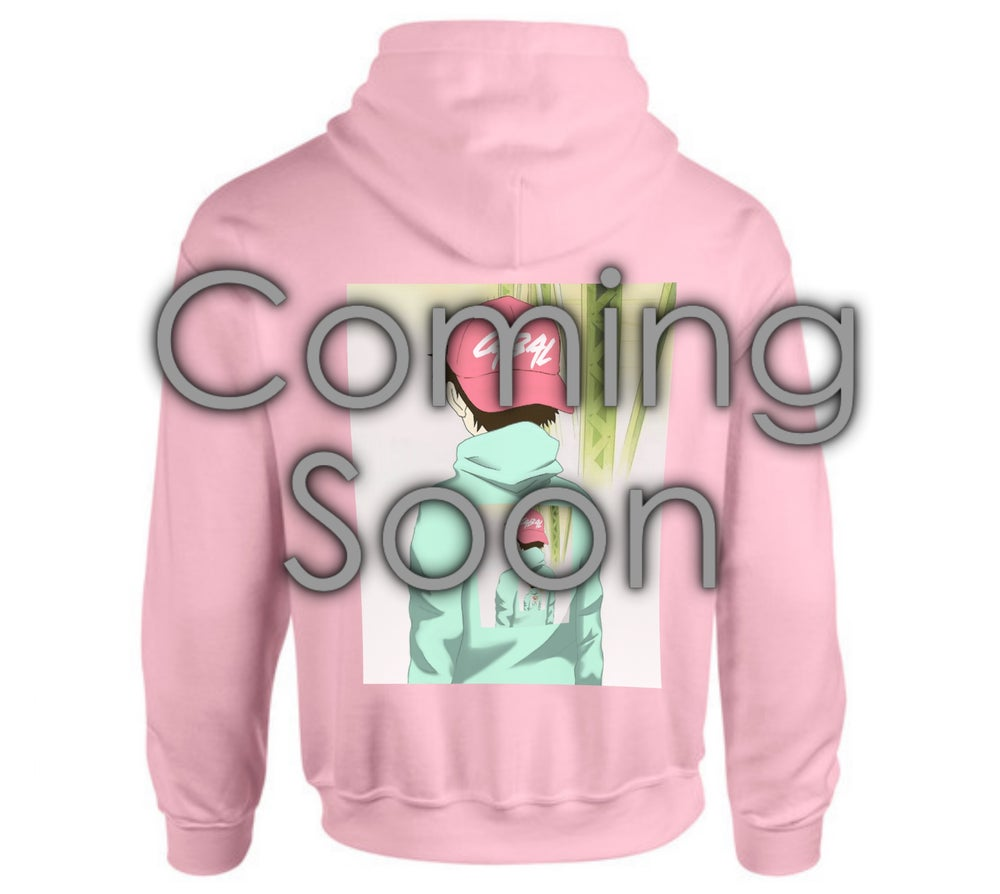 Image of Naota Hoodie (Limited Release)