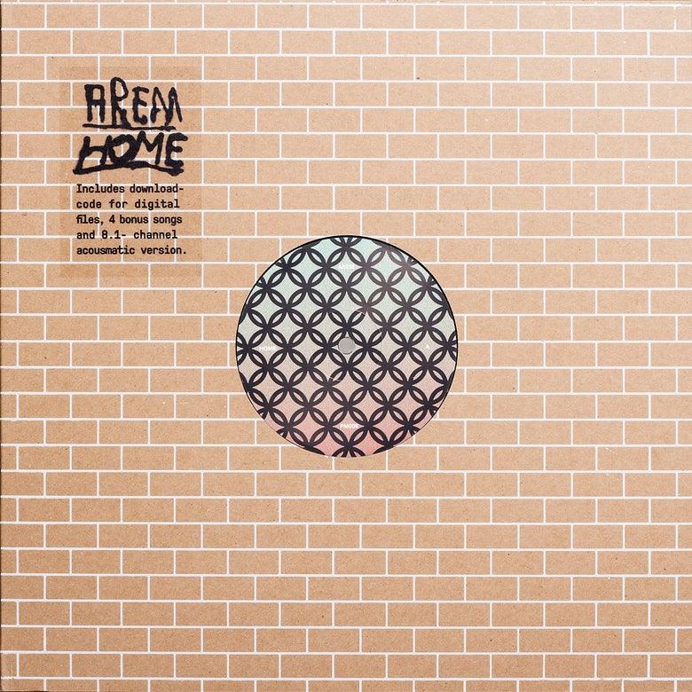Image of Arem - HOME (Vinyl & Download)