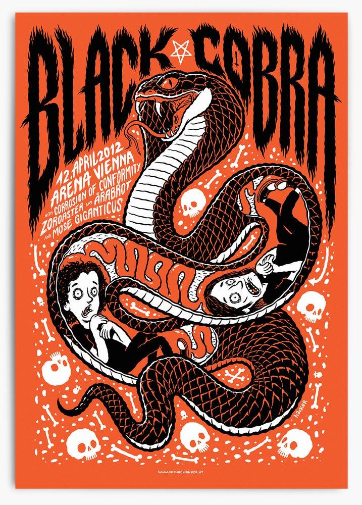 Image of Black Cobra 2012