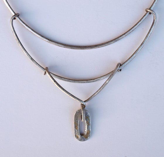 Image of NECKLACE THREE TIER