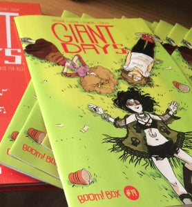 Image of Giant Days (BOOM!BOX) back issues