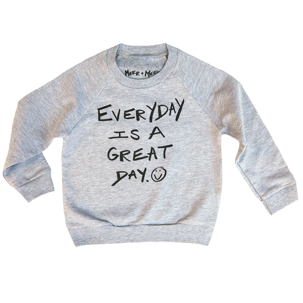 Image of Great Day SWEATSHIRT