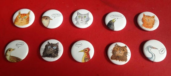 Image of Badges!
