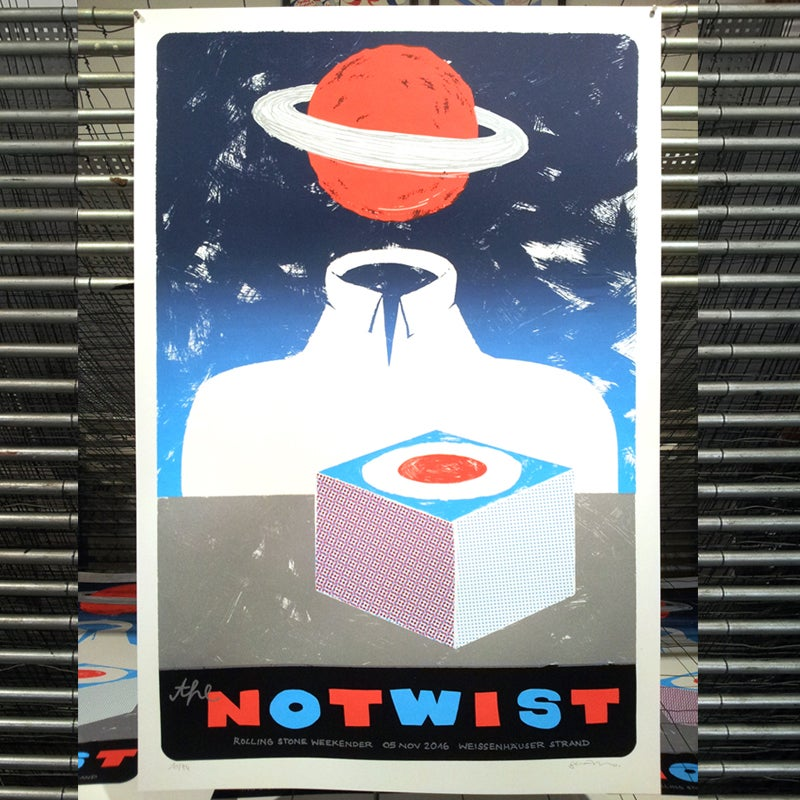 Image of THE NOTWIST (RSW 2016)