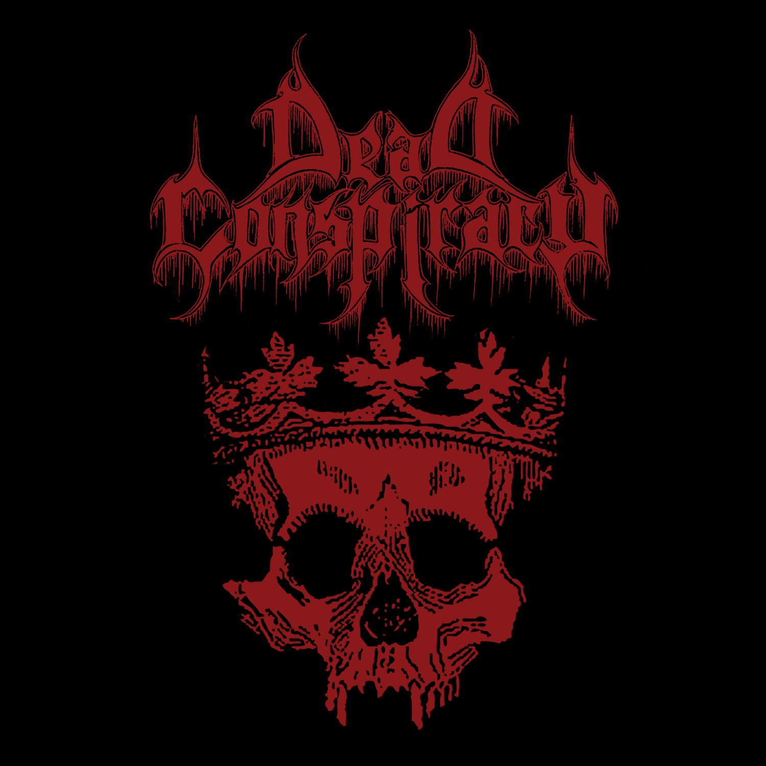 Image of DEAD CONSPIRACY-Self Titled 2nd Full Length 2016