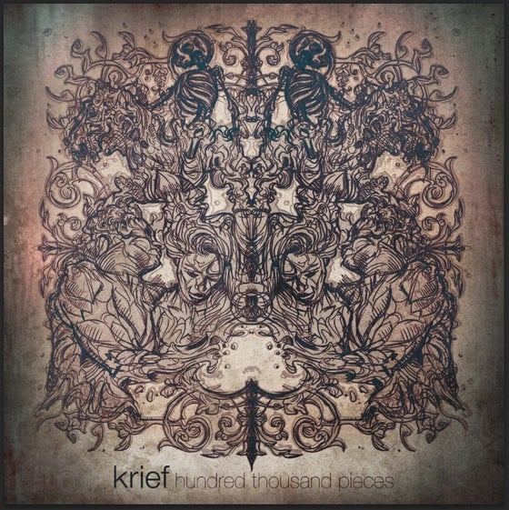 """Image of Krief - Hundred Thousand Pieces (12"""" Vinyl)"""