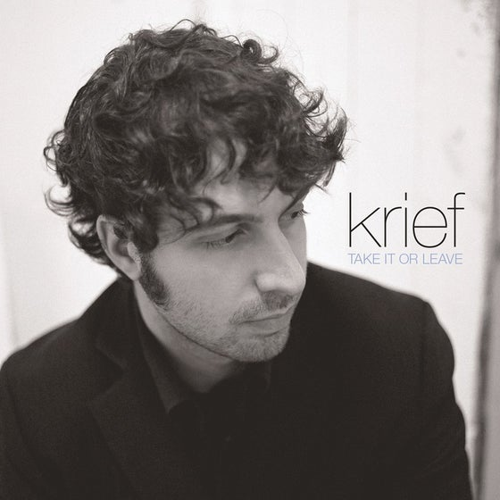 Image of Krief - Take It Or Leave (CD)