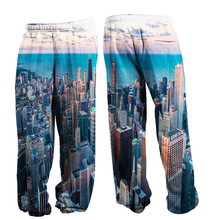 Image of In The City Joggers