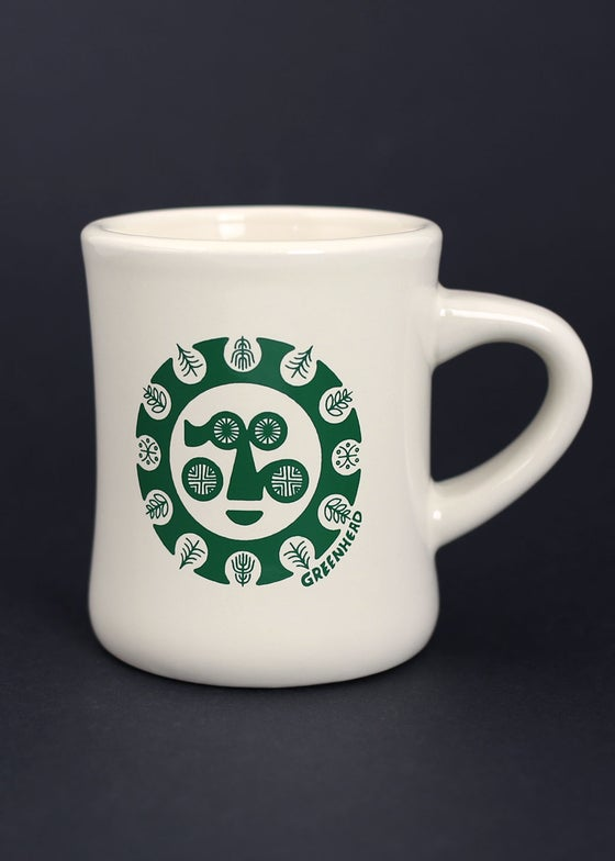 Image of Jolby & Friends Artist Series Diner Mug