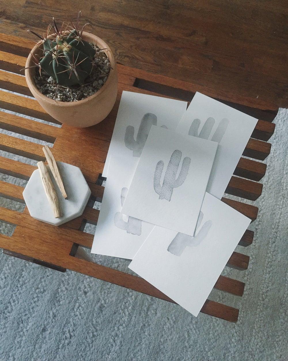 Image of Cactus Postcard Set