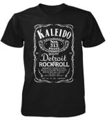 "Image of KALEIDO ""Whisky"" T-SHIRT"
