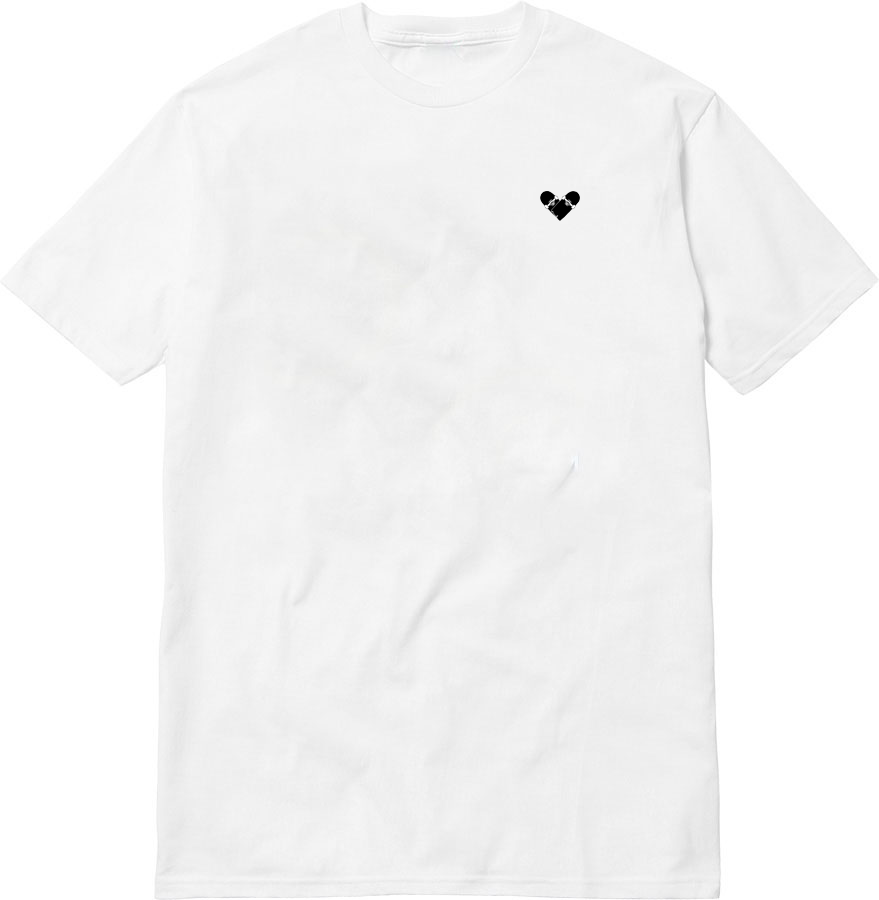 Image of Skateboard Heart - Short Sleeve