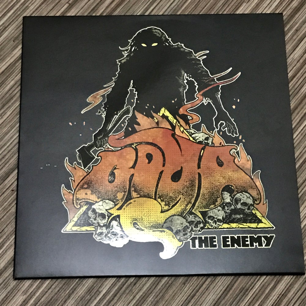 "Image of The Enemy ""Band Edition"" 12"""