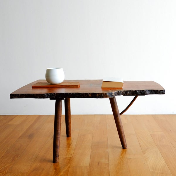 Image of Bubinga coffee table