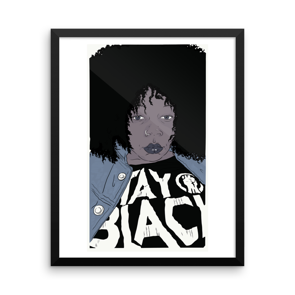 Image of Stay Black