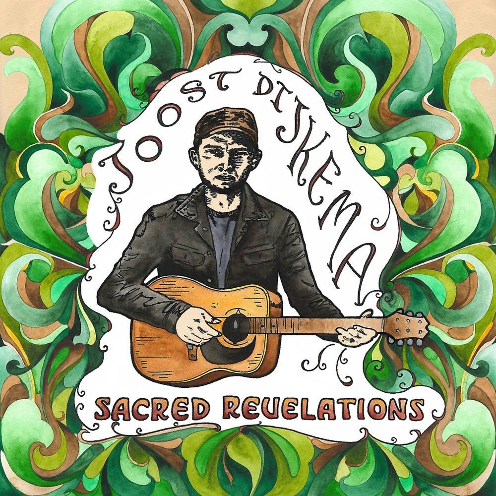 Image of Joost Dijkema - Sacred Revelations CD (R) / Digipack (Sold out)