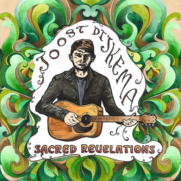 Image of Joost Dijkema - Sacred Revelations CD (R) / Digipack (Sold out)