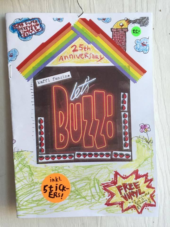 Image of Let´s Buzz Tattoo Fanzine (2016)