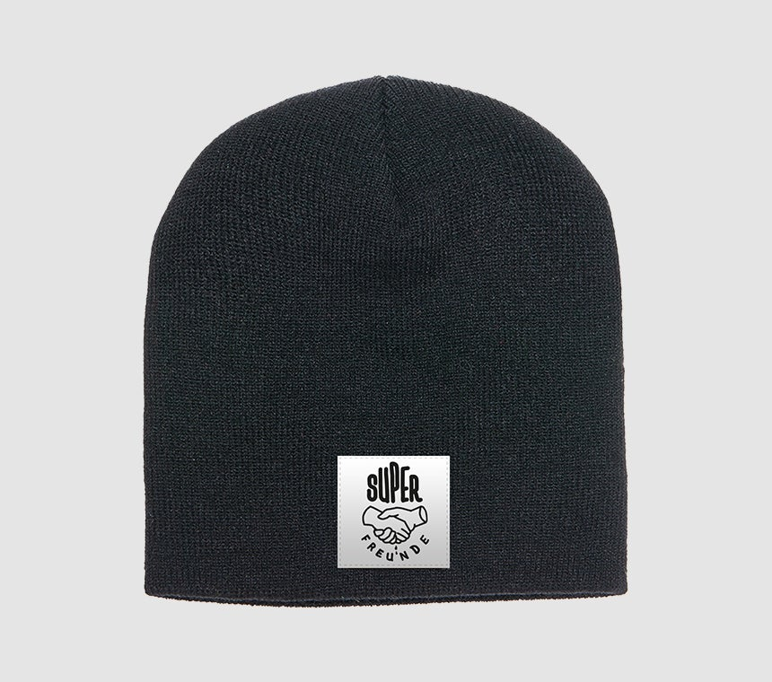 Image of SUPERFREUNDE Logopatch Beanie