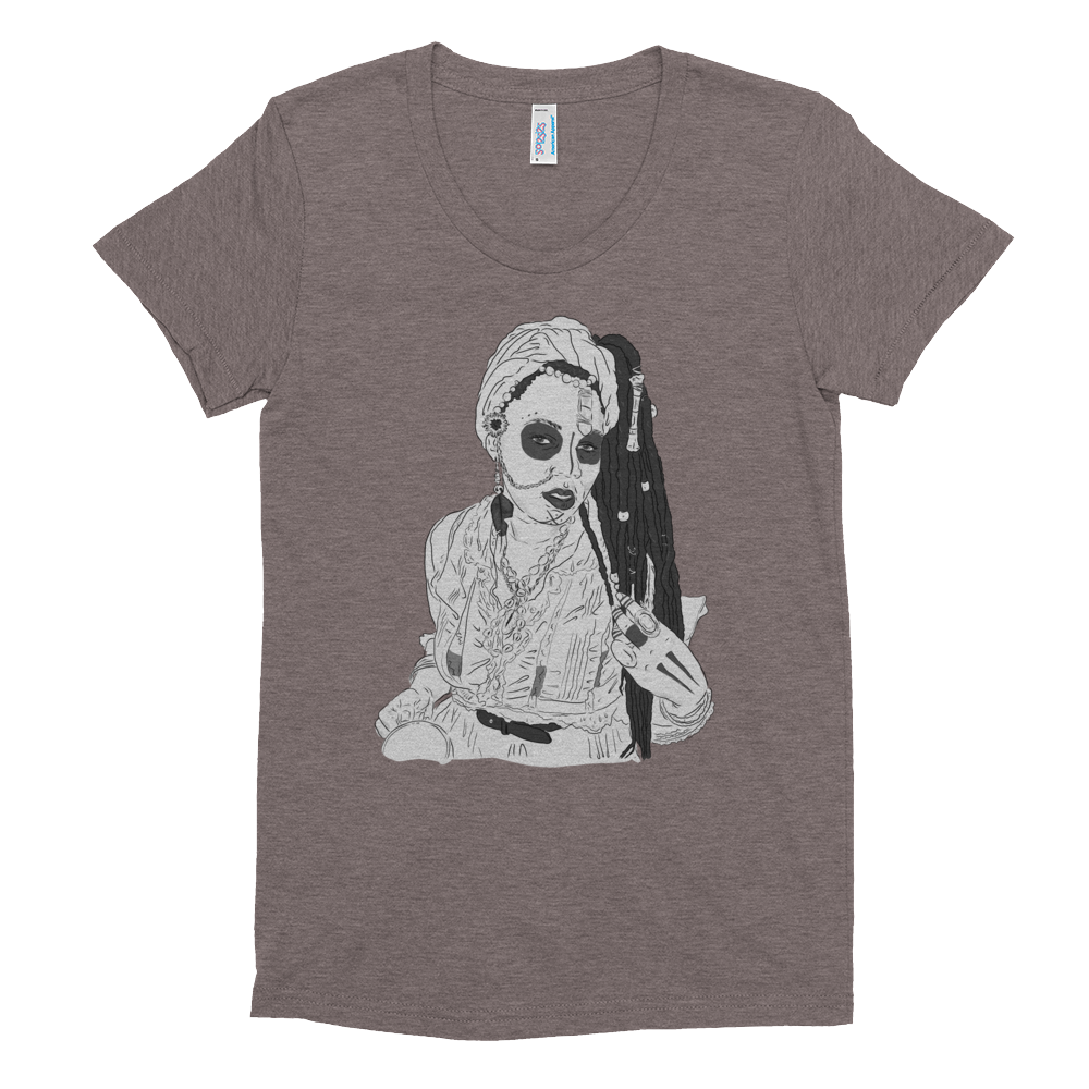 Image of Voodoo Mocca T-shirt Size L
