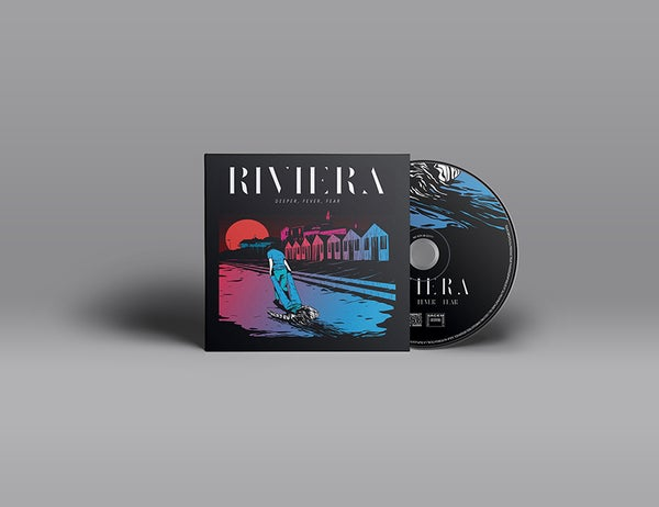 """Image of RIVIERA - EP """"Deeper, Fever, Fear"""""""